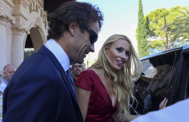 Nadal cưới vợ: Nhiều VIP, cựu hoàng Tây Ban Nha đến chung vui - Hình 2
