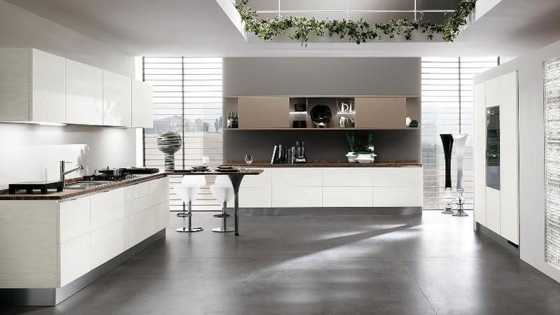 Những mẫu nhà bếp vừa nấu ăn, vừa ngắm cảnh đẹp đến khó tin - Hình 1