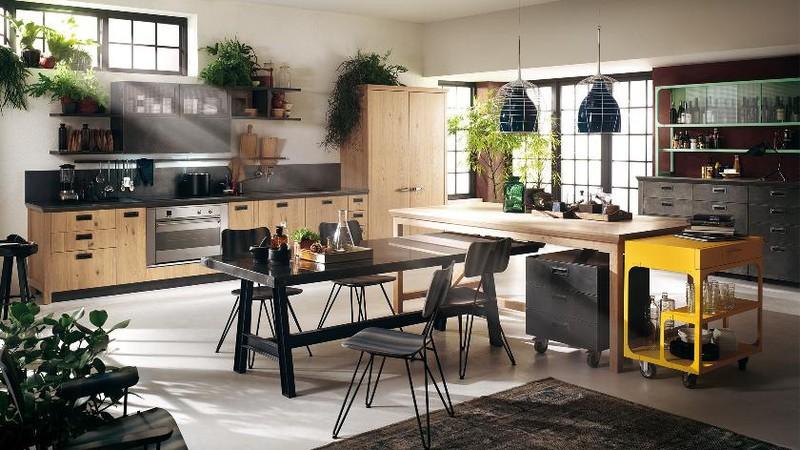Những mẫu nhà bếp vừa nấu ăn, vừa ngắm cảnh đẹp đến khó tin - Hình 2