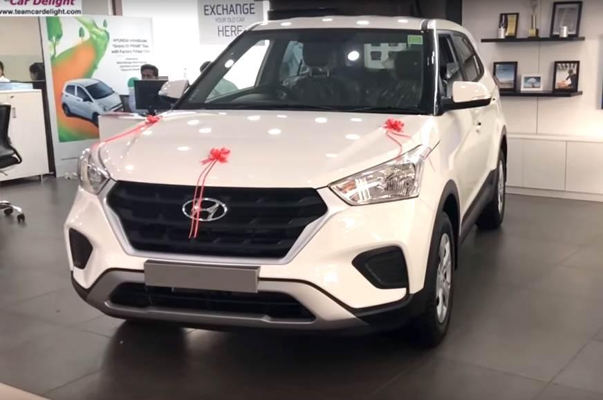 Ô tô SUV Hyundai mới đẹp long lanh giá 354 triệu vừa trình làng có gì hay? - Hình 1