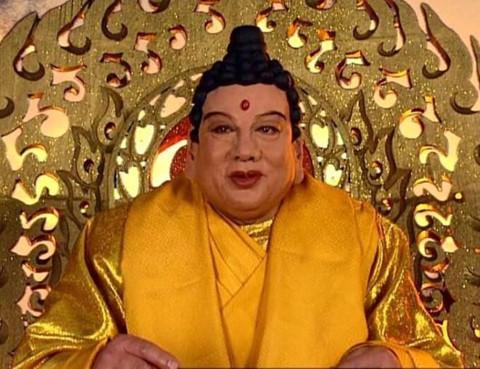 Phật Tổ Chu Long Quảng được vây đón khi dự sự kiện ở tuổi 80 - Hình 2