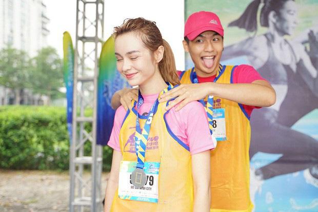 Quốc Anh - MLee tái ngộ Lê Xuân Tiền, chia sẻ động lực nếu lười chạy bộ khi tham gia show Marathon - Hình 2
