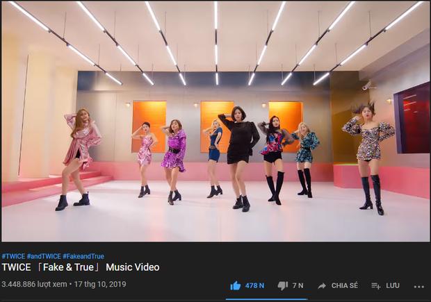 Với ca khúc Nhật mới, TWICE vượt nhạc số BLACKPINK nhưng thành tích YouTube gây sốc vì suýt chạm đáy - Hình 2