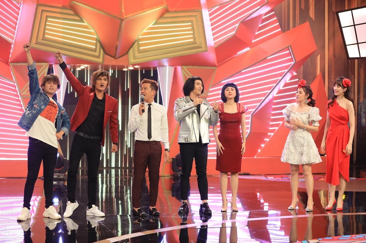 Will, Gin Tuấn Kiệt và Puka gây sốc khi cover loạt hit Vpop tại Kỳ Tài Thách Đấu - Hình 1