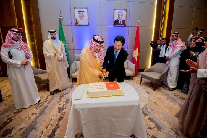 20 năm quan hệ Việt Nam-Saudi Arabia: Hướng tới phát triển thực chất, đi vào chiều sâu - Hình 2