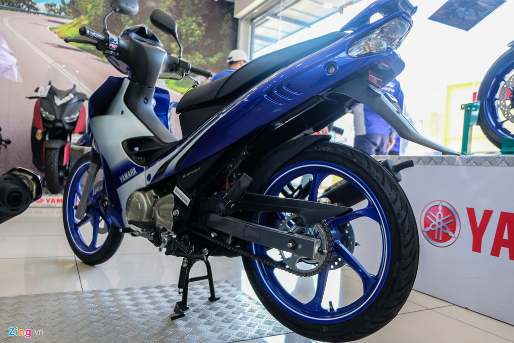 Xe côn tay Yamaha Z ở Malaysia với giá bằng 1/3 tại Việt Nam - Hình 2
