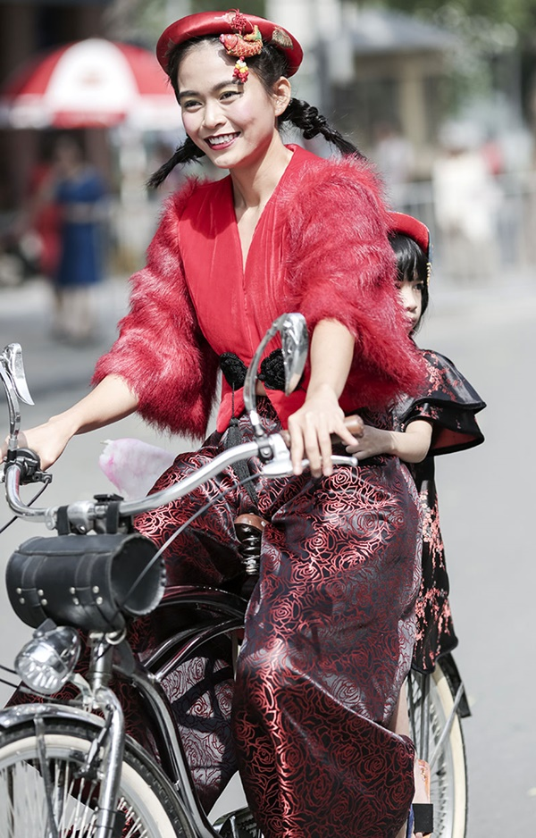 `Bữa tiệc thời trang` The Best Street Style Thu Đông 2019 rục rịch trở lại Hà Nội - Hình 6