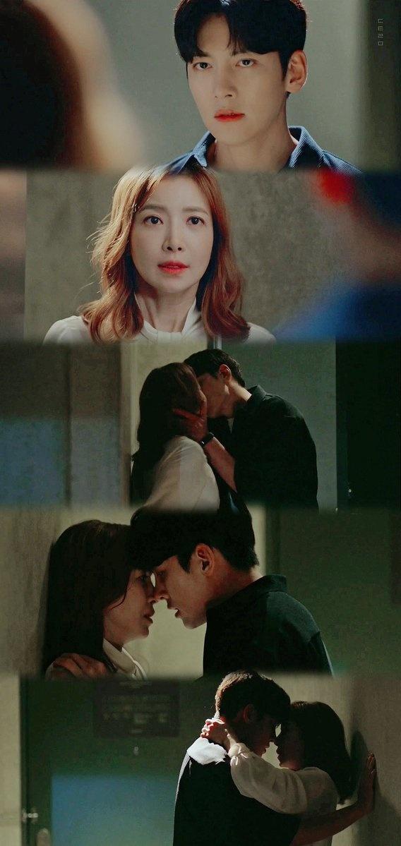 Cảnh hôn của Ji Chang Wook - Yoon Se Ah đạt lượt view cao nhất Nhẹ nhàng tan chảy - Hình 1