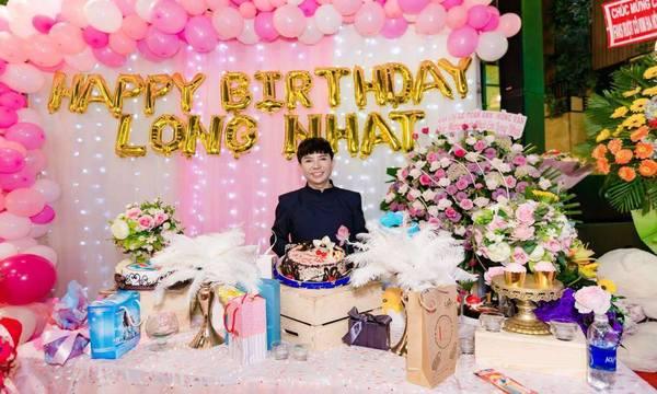 Dàn sao Việt dự sinh nhật 20 tuổi của Long Nhật - Hình 1