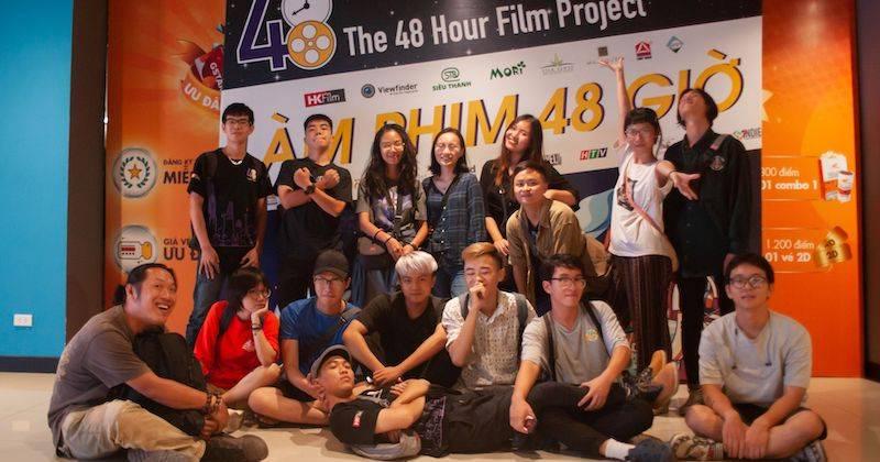 Dự án Làm phim 48 Giờ Việt Nam 2019 chuẩn bị đi đến hồi kết - Hình 1