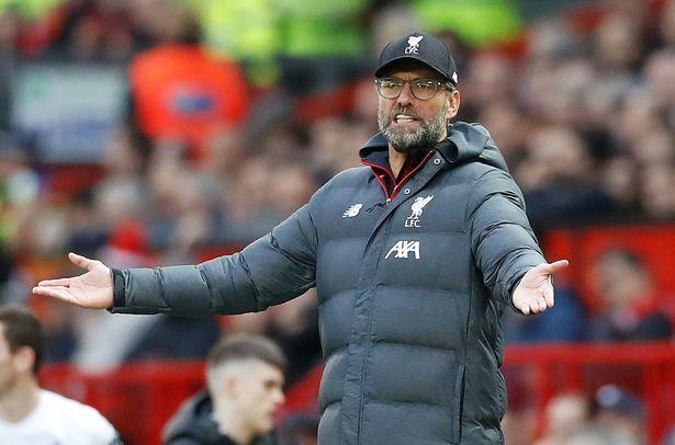Klopp và cơn ác mộng không dứt mang tên Man Utd - Hình 1
