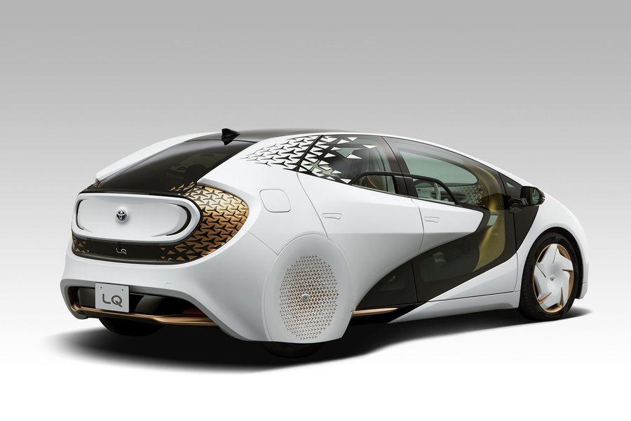 Lexus và Toyota sẽ ra mắt ba mẫu xe điện mới toanh - Hình 2