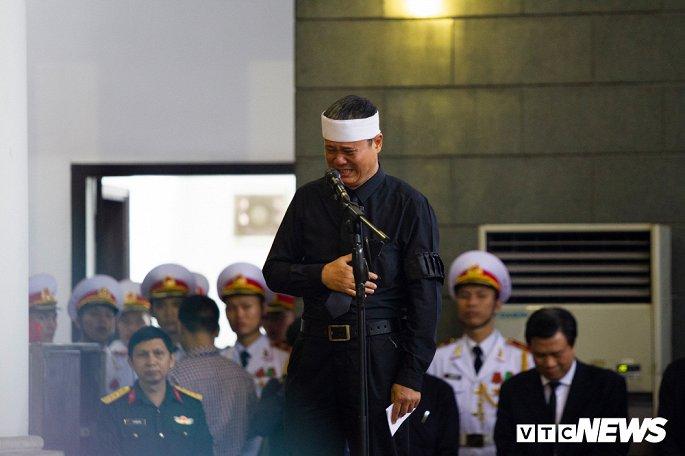 Lời tiễn biệt đẫm nước mắt của anh trai Thứ trưởng Bộ GD&ĐT Lê Hải An - Hình 1