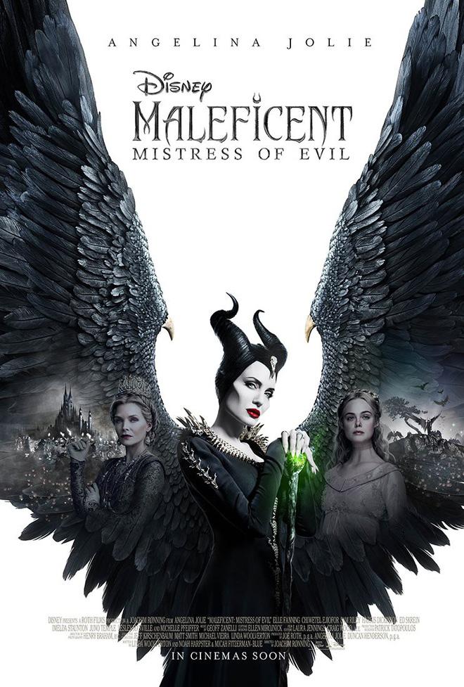 Maleficent đánh bay binh đoàn diệt Zombie của Emma Stone, nhưng doanh thu mở màn héo hơn hẳn phần 1 - Hình 1
