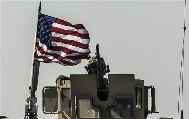 Mỹ tự phá hủy căn cứ không quân tại Syria trước khi rút quân - Hình 1