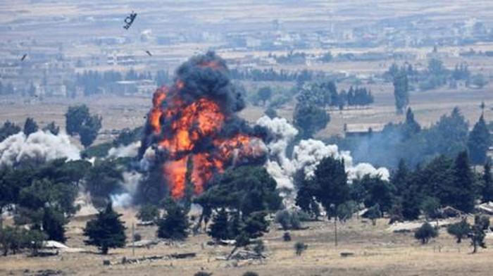 Mỹ tự phá hủy sân bay khi rời Syria - Hình 1