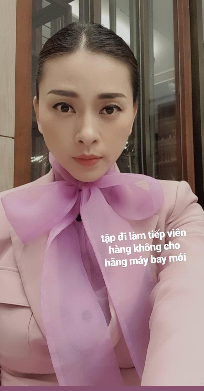 Ngô Thanh Vân bỗng sến lạ với đồ tím hot trend, khác hẳn style cá tính như gái đôi mươi mọi khi - Hình 1