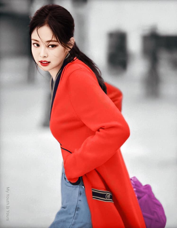Ở Việt Nam có Phượng Chanel thì ở Hàn Quốc có Coco Jennie BlackPink - Hình 1