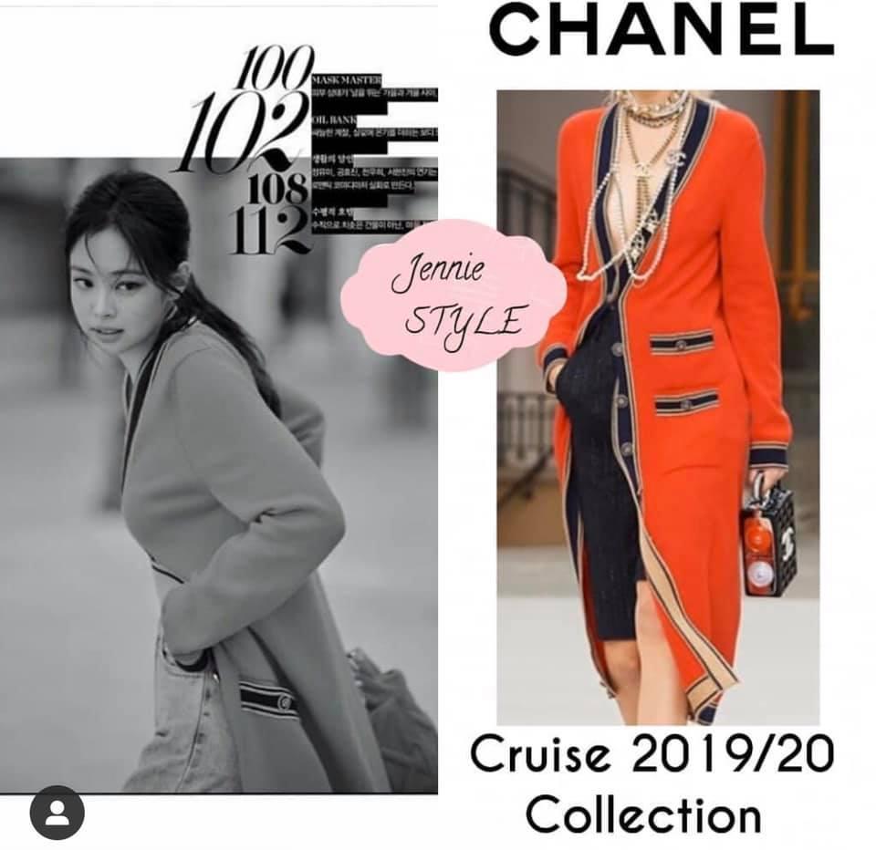 Ở Việt Nam có Phượng Chanel thì ở Hàn Quốc có Coco Jennie BlackPink - Hình 2