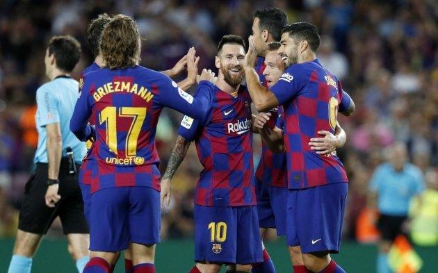 Rõ ràng là Barcelona ăn đứt Real Madrid! - Hình 1