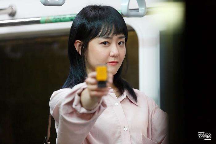 Tái xuất sau 5 năm, hàng loạt sao chờ xem phim của em gái quốc dân Moon Geun Young - Hình 2