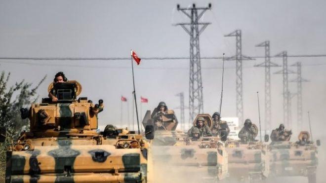 Thổ Nhĩ Kỳ thề nghiền nát đầu chiến binh người Kurd nếu điều này xảy ra - Hình 1