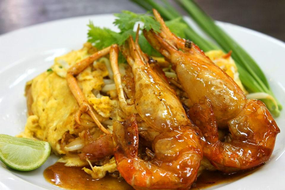 Thưởng thức món Pad Thai tại 5 quán ngon nhất Bangkok - Hình 2