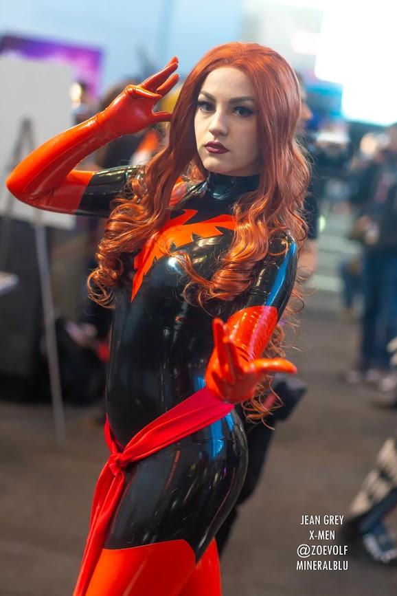 Tổng hợp các bức ảnh cosplay đẹp từ The 2019 New York Comic-Con - Hình 1