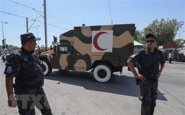 Tunisia tiến hành đột kích tiêu diệt một thủ lĩnh thánh chiến - Hình 1
