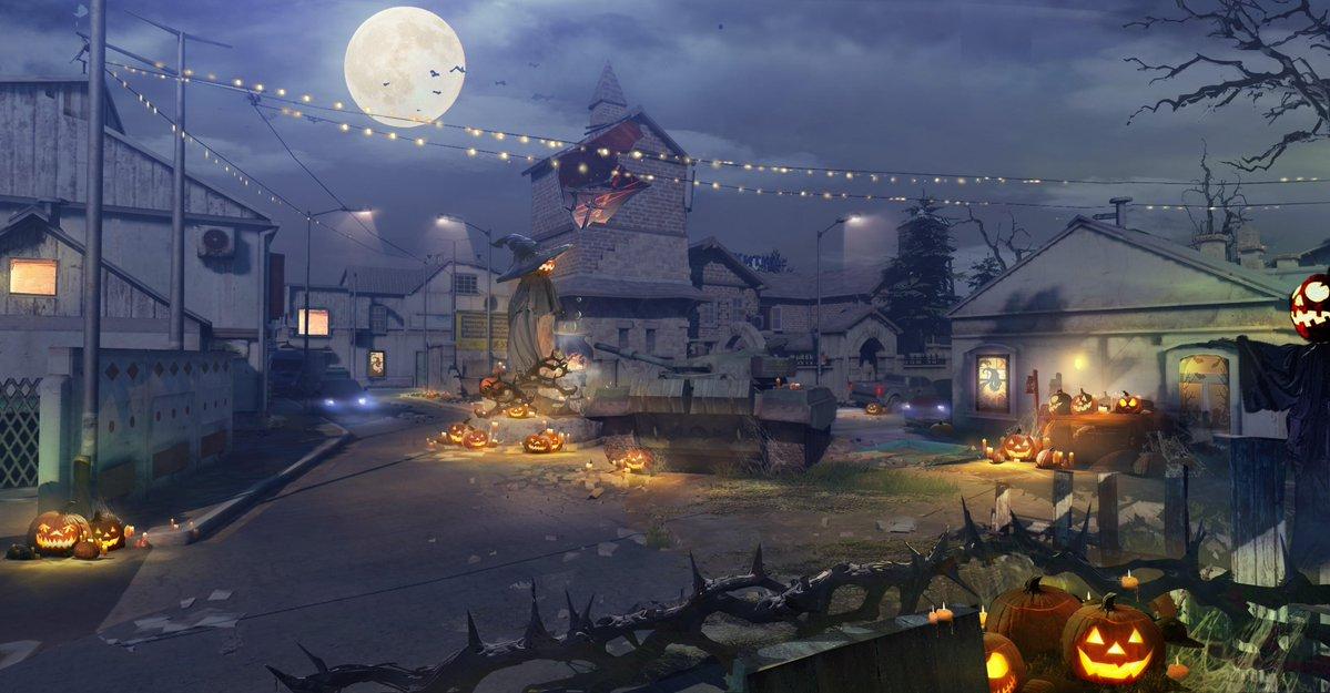 Call of Duty Mobile cập nhật sự kiện Halloween mới 21/10 - Hình 1