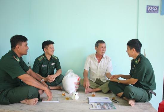 Chung sức xây dựng nông thôn mới ở vùng biên giới biển Trà Vinh - Hình 2