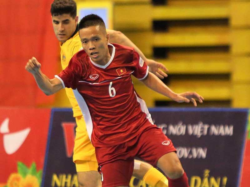 Futsal Việt Nam lần đầu thắng Úc - Hình 1