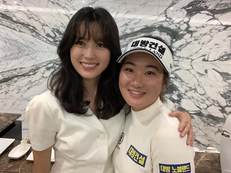 Mỹ nhân cười đẹp nhất xứ Hàn Han Hyo Joo nổi bật giữa sự kiện - Hình 1