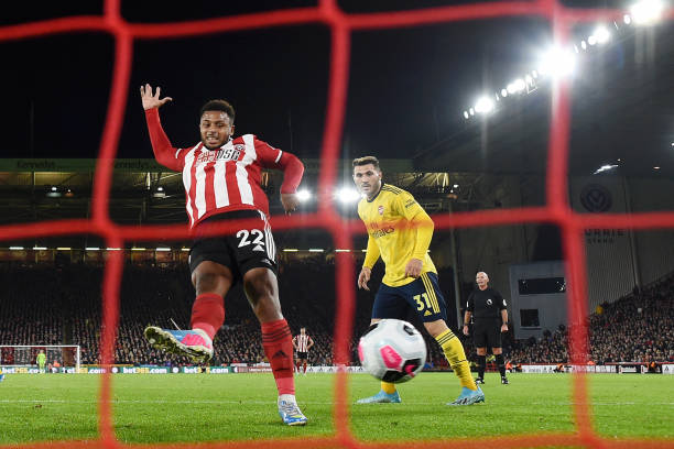 Nhận trận thua cực sốc, Arsenal chính thức bay khỏi top 3 - Hình 1
