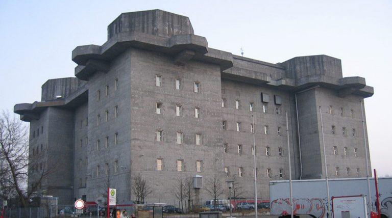 Pháo đài của Đức quốc xã sắp biến thành khách sạn xa xỉ với vườn treo 5 tầng - Hình 2