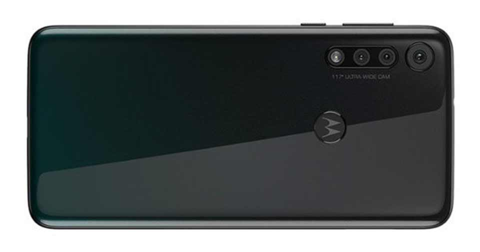 Thiết kế Motorola Moto G8 tiếp tục lộ qua ảnh render - Hình 2