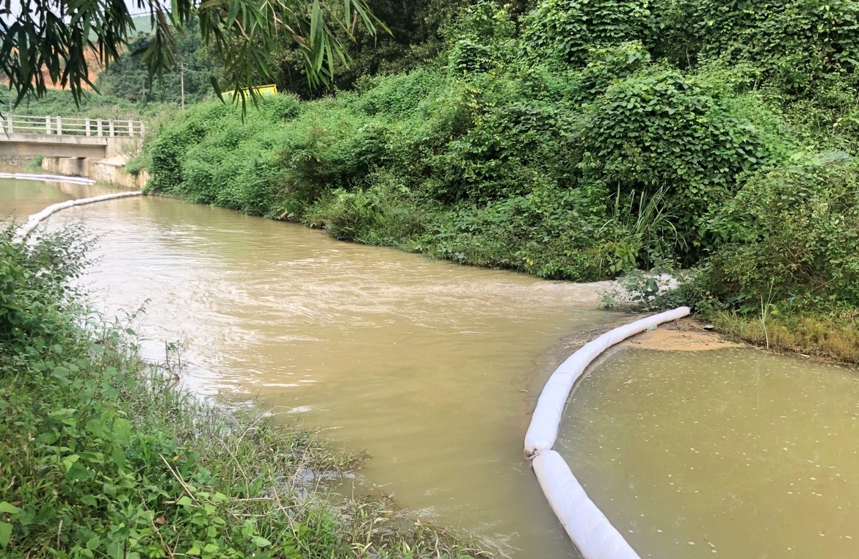 Tỉnh Hòa Bình đòi hồ Ðầm Bài, yêu cầu làm kênh kín - Hình 1