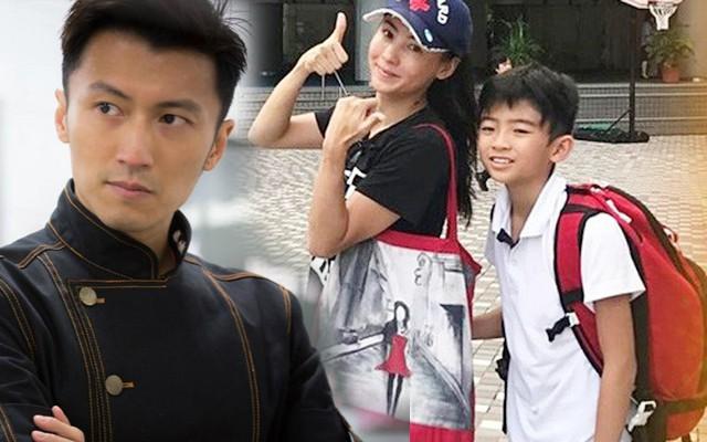 Truyền thông nghi ngờ Lucas - con trai đầu của Trương Bá Chi không phải là con của Tạ Đình Phong - Hình 1