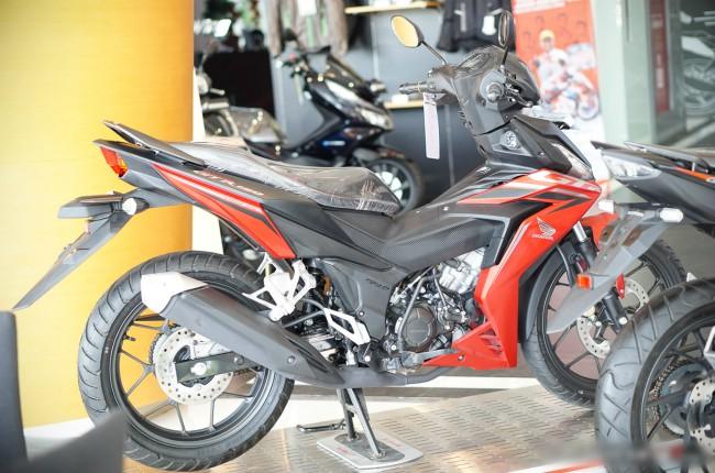 2020 Honda Supra GTR150 về đại lý, giá chỉ 38,6 triệu đồng - Hình 2