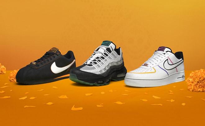 3 mẫu giày Nike lấy cảm hứng từ người chết sẽ ra mắt ngày 25/10 - Hình 1