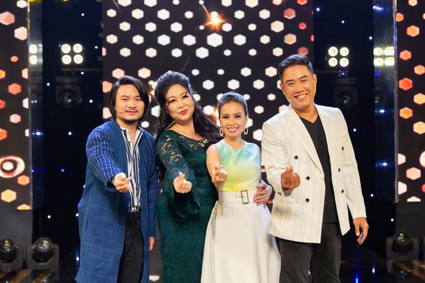 Cặp đôi vàng: Diễn kịch đẫm nước mắt, Phương Trinh Jolie và Minh Luân đạt điểm cao nhất - Hình 1