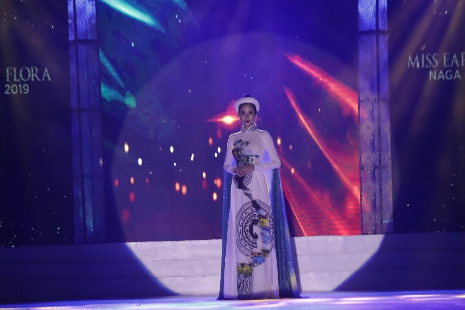 Đại diện Việt Nam tiếp tục giành huy chương thứ 3, vươn lên top 5 BXH huy chương tại Miss Earth - Hình 2