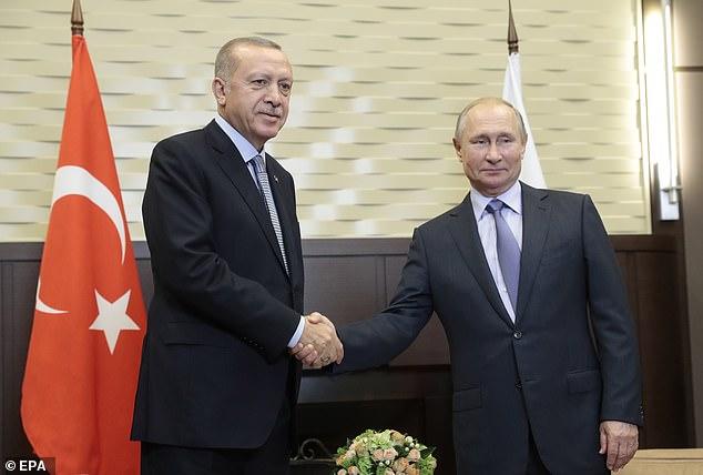 Đi nước cờ cao tay, Tổng thống Putin đảo ngược tình thế trên chiến trường Syria - Hình 1