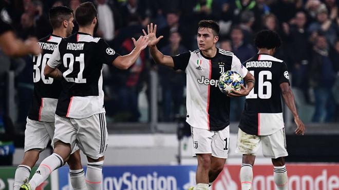 Dybala khẳng định tham vọng của Juventus ở Champions League - Hình 1