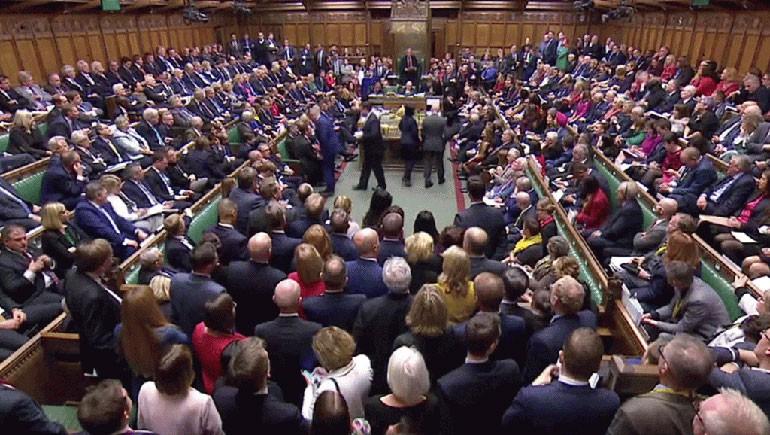 Hạ viện Anh lại bỏ phiếu chống, Brexit sẽ khó diễn ra vào ngày 31/10 - Hình 1
