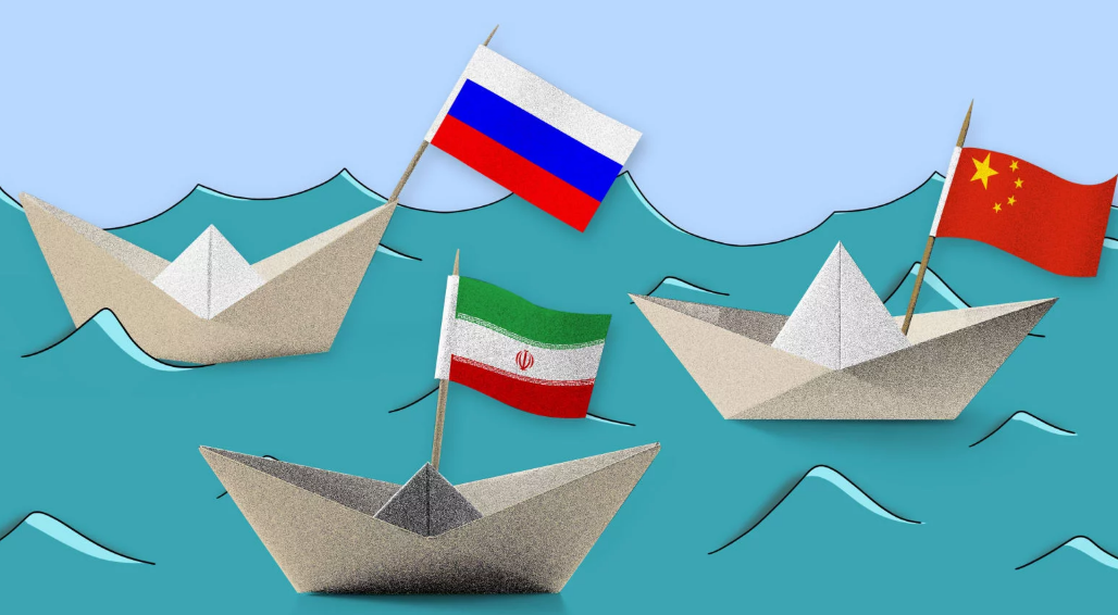 Hé lộ tính toán thiệt, hơn trong tập trận chung Nga, Iran, Trung Quốc - Hình 2