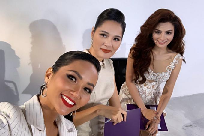 HHen Niê trở lại với Hoa hậu Hoàn vũ Việt Nam 2019 - Hình 1