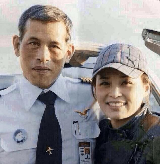 Hoàng hậu Thái Lan Suthida Vajiruslongkorn: 6 năm từ thiếu uý lên đại tướng - Hình 2