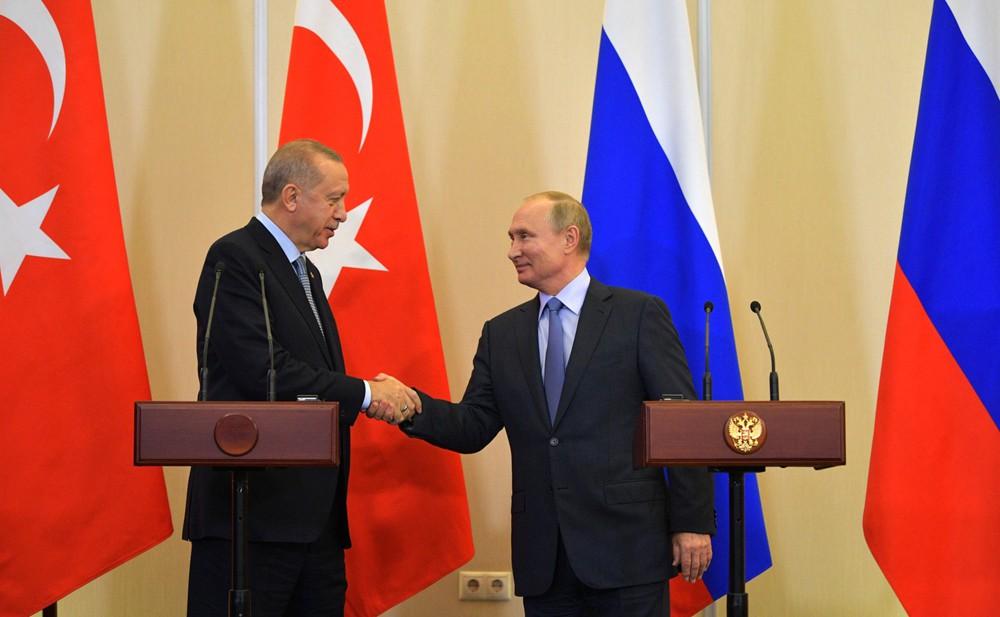Nga - trung gian hoà giải giữa Thổ Nhĩ Kỳ và Syria - Hình 1