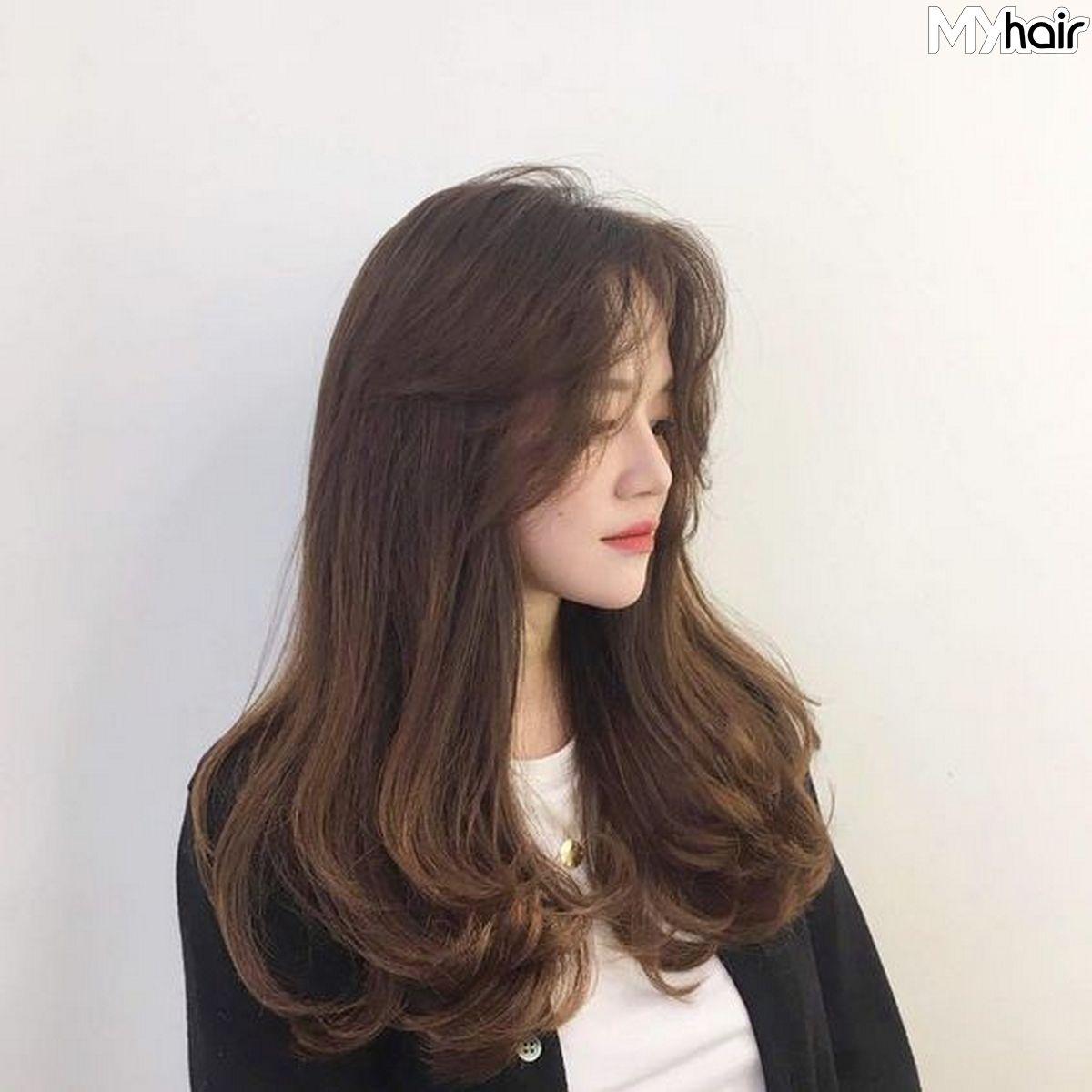 Những kiểu tóc uốn đuôi nào cho nàng đến trường thêm tự tin? - Hình 4